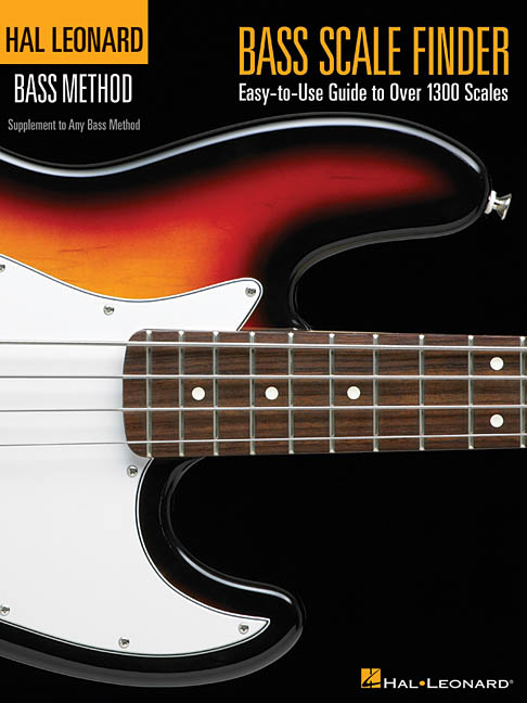 Bass Scale Finder By Johnson, Chad